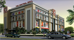 The Central Mall & Multiplex at Lucknow, U.P.