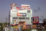 River Side Mall & Multiplex at Lucknow, U.P.