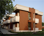 2-Bedroom Visiting Faculty Building,IIT,Kanpur