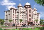 New Teaching Block of Chhatrapati Sahuji Maharaj Medical University (C.S.M.M.U.),Lucknow