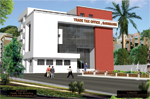 Trade Tax Office Building at Barabanki, U.P.